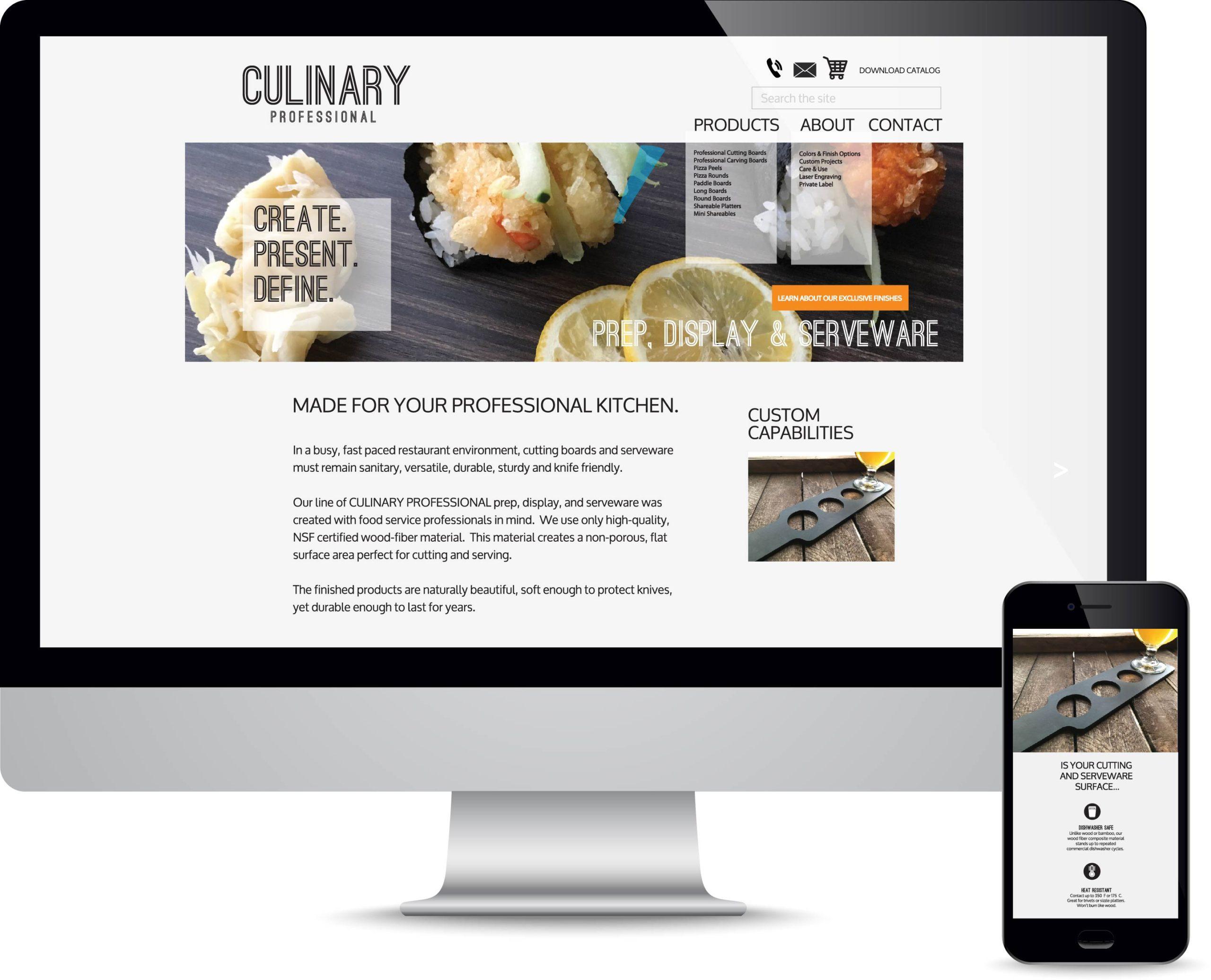 Port_CulinaryWebsite